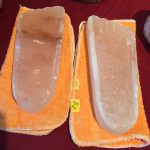 "Himalayan Salt Foot ""Therapeutic"" Tiles"