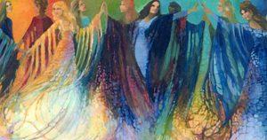 Women's Sacred Circle / Pot Luck Dinner @ The Healing & Learning Center   Elmira   New York   United States