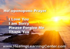 Ho' oponopono @ The Healing & Learning Center | Elmira | New York | United States