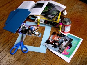 Soul Card Creation with Collage @ The Healing & Learning Center | Elmira | New York | United States