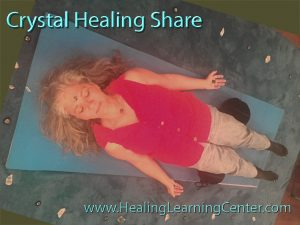 Crystal Healing Share @ The Healing & Learning Center | Elmira | New York | United States
