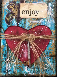 Mixed Media Experience with Donna Morgan @ The Healing & Learning Center | Elmira | New York | United States