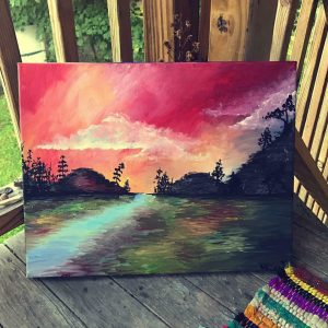 Art Class with Lizzie @ The Healing & Learning Center | Elmira | New York | United States