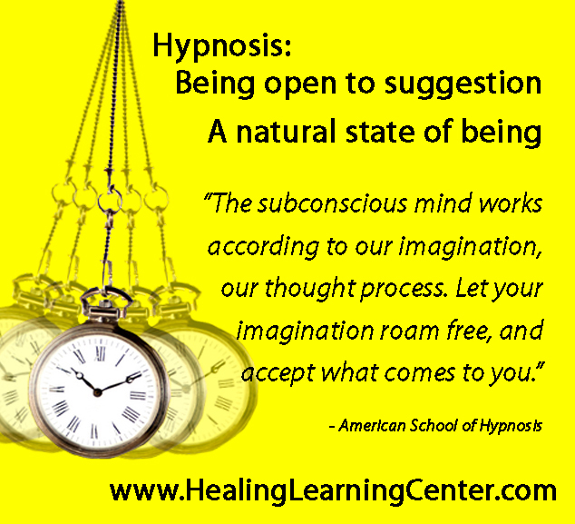 Group Hypnosis - Spiritual Connection - Healing & Learning ...