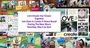 Vision Board Creation @ The Healing & Learning Center