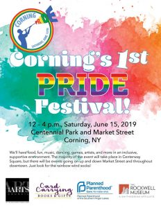 Corning - Pride Parade