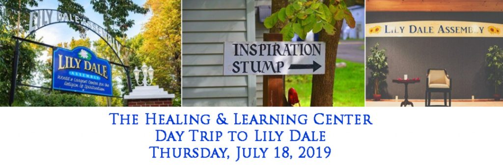 Day Trip:  Lily Dale @ Lily Dale Assembly